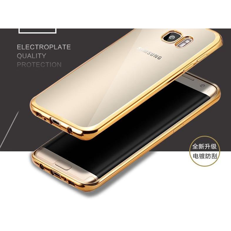 ~寶寶3C ~ 三星S6 電鍍軟殼手機套samsung s6 手機殼透明保護套保護殼