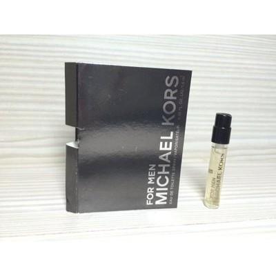 Michael Kors MK 同名男士淡香水EDT 1 5ml 可噴式試管香水