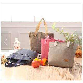 1 ~魔女收纳~ 199 銷售 帆布保温包便當袋保温袋保鮮袋保溫袋保冷袋收納袋手提包飯包袋