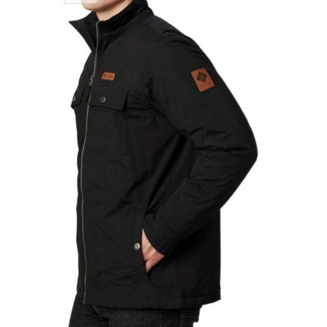 Columbia 哥倫比亞 男款 休閒夾克 L號