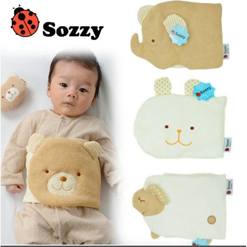 LEO ~sozzy 寶寶保暖肚圍~寶寶保暖肚圍嬰兒肚圍純棉肚圍小熊大象綿羊兔子