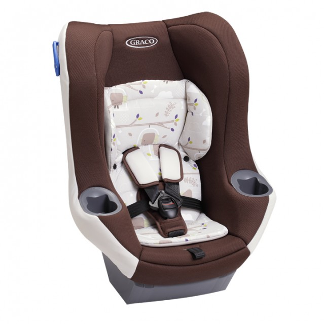 抵蝦幣Graco MYRIDE 0 4 歲前後向嬰幼兒汽車安全座椅