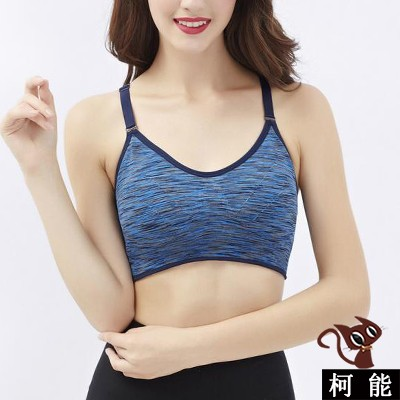 內衣~6811 ~防震健身瑜伽跑步 文胸無鋼圈內衣