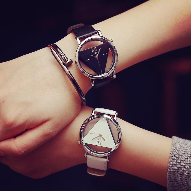韓國ulzzang 簡約潮牌街頭潮男原宿中學生女復古港風 情侶手錶