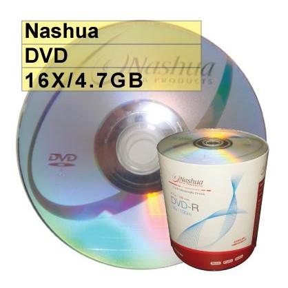 ~臺灣錸德 ~A 級外銷品牌Nashua DVD R 16X 4 7G 空白光碟片燒錄片5
