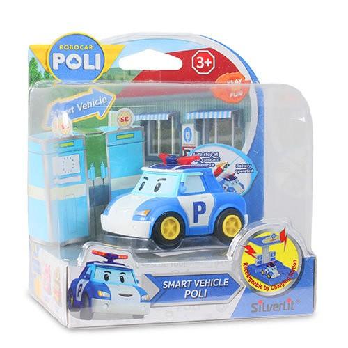 竹北kiwi 玩具屋_ poli 波力波力電動車需另購充電站遊戲組充電_02108803