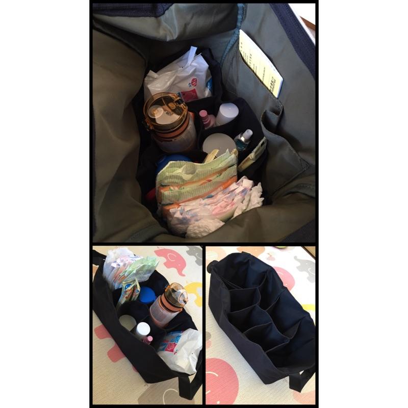 分隔袋包包防水分隔收納袋推車掛袋包包分隔袋厚挺牛津布