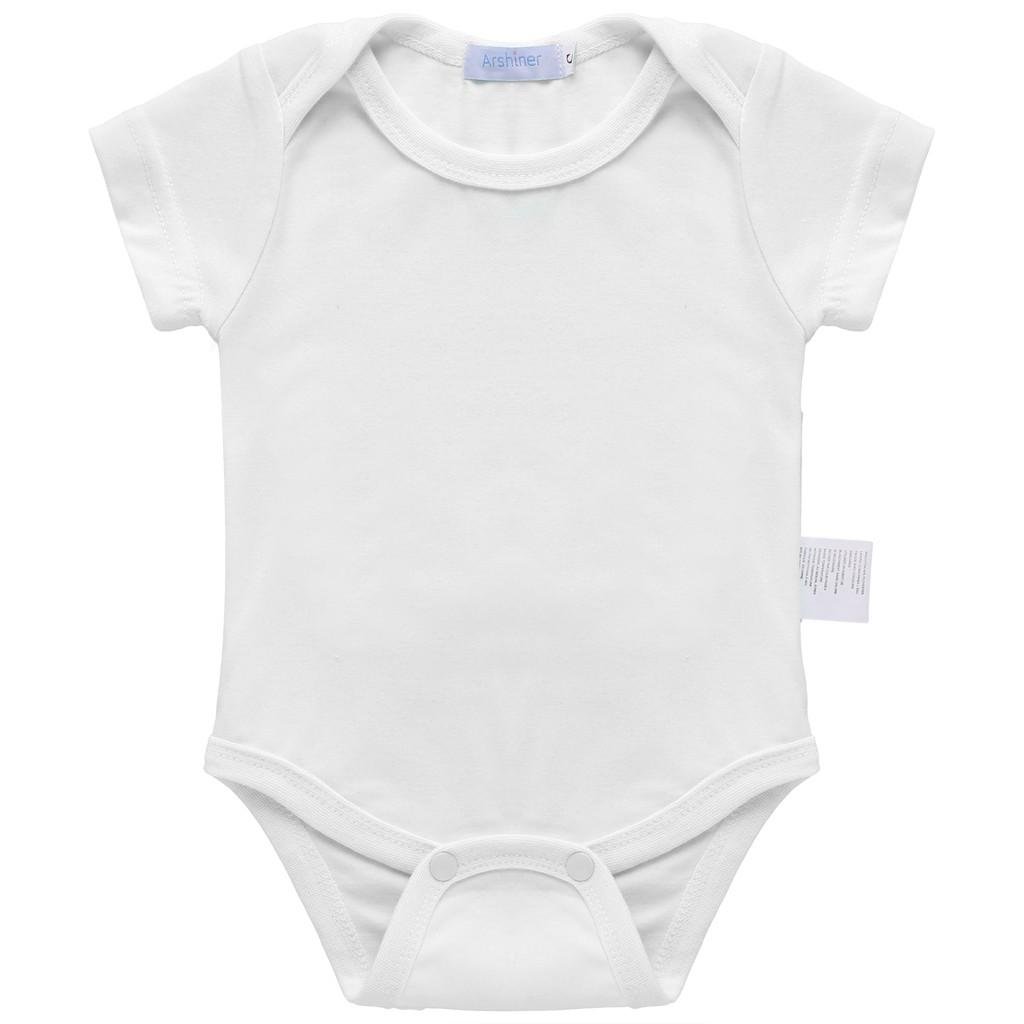 嬰兒連體衣三角爬行服男女寶寶 純棉包屁衣嬰兒柔軟純棉貼身毛巾棉短袖連體哈衣