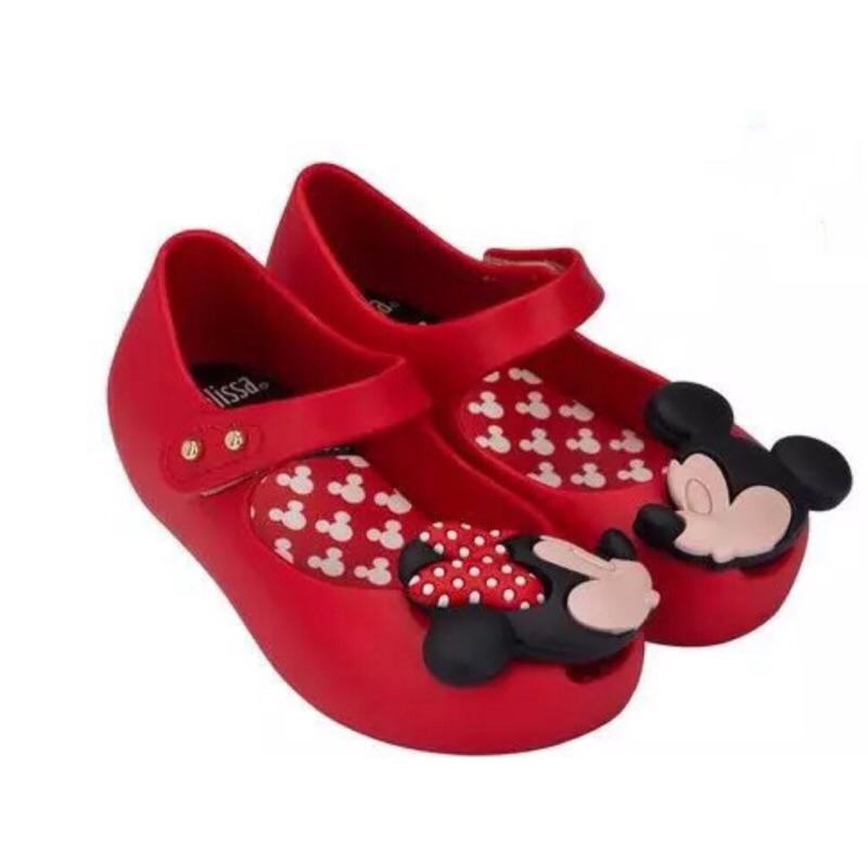 Mini melissa 同款米奇米妮香香果凍鞋