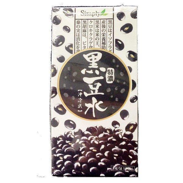 simply 高倍濃縮 檸檬水紅豆水山藥薏仁水玉米鬚水黑豆水15 包盒可混搭~G00063