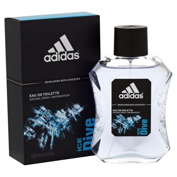 奧創美妝Adidas ICE Dive 品味透涼男性淡香水100ml