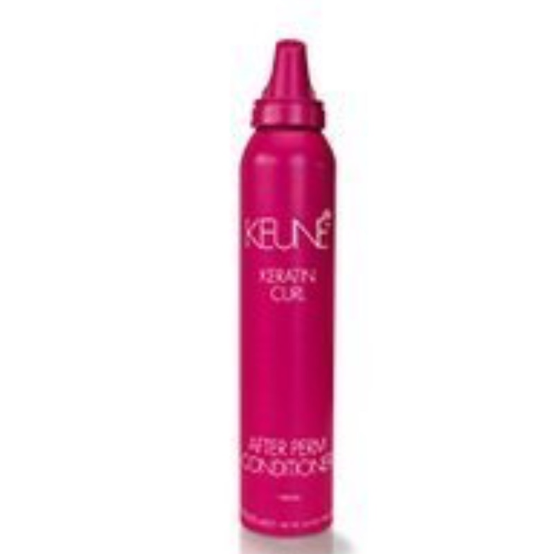 KEUNE 肯葳KC 角蛋白護髮雪泡200ML 新包裝保濕與捲~免沖洗護髮~