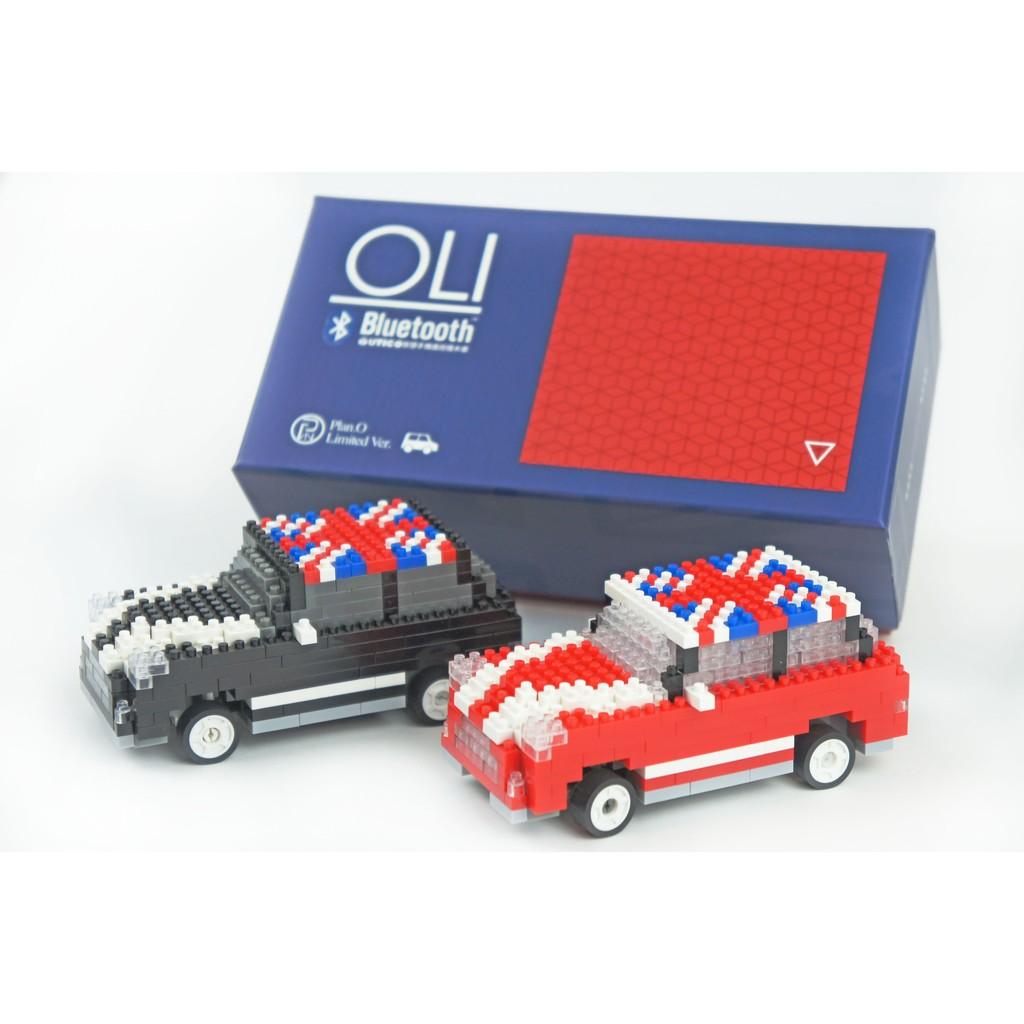 Plan O OLI X UTICO 藍牙4 0 積木遙控車Mini