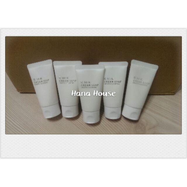 RMK 洗顏皂霜EX 容量30g ~n 泡沫很細緻用量省