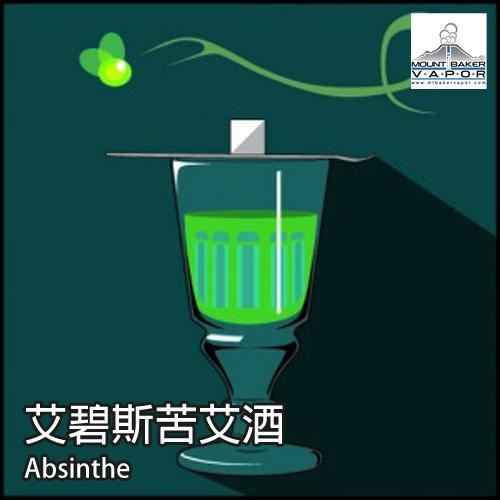電子果汁 品牌~貝克山~Absinthe 艾碧斯苦艾