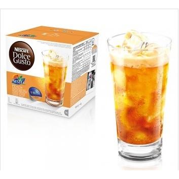季節限定雀巢咖啡DOLCE GUSTO SMART 膠囊雀巢茶品蜜桃茶膠囊