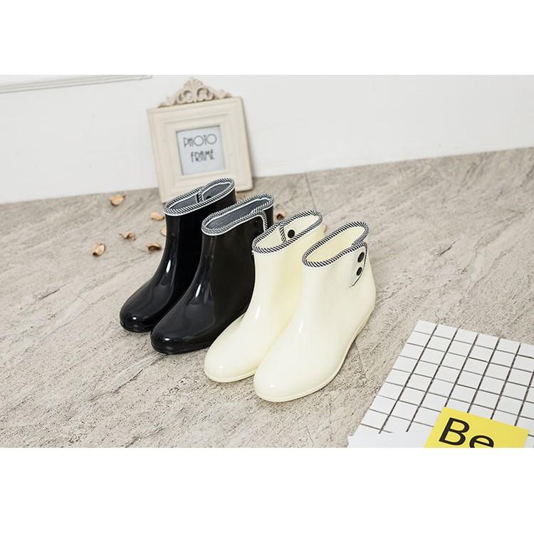 2016 雨鞋女  短筒潮流雨靴防滑夏秋水鞋套鞋膠鞋