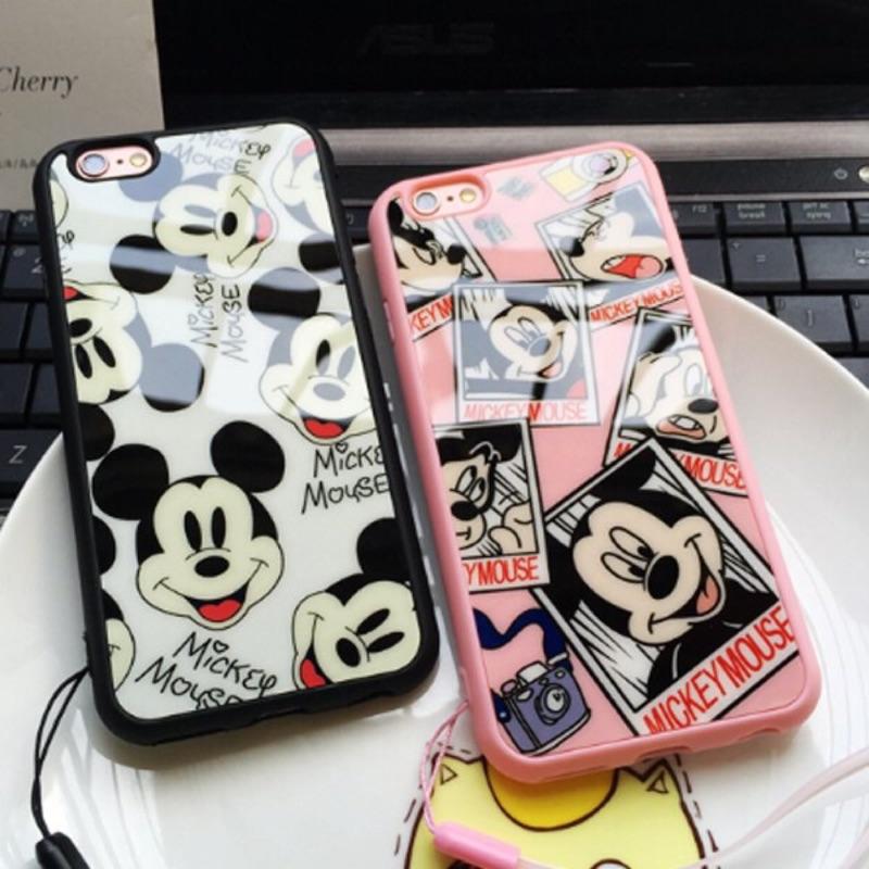 衝 iPhone 6 6plus 6S 6Splus 軟殼手機殼卡通手機殼保護殼手機套附掛