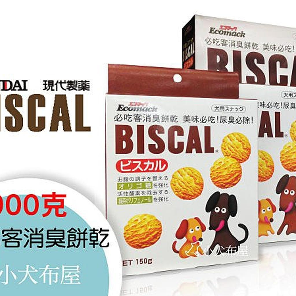 ~BISCAL 必吃客~寵物零嘴~ 消臭餅乾~去除尿臭聖品900g 超取