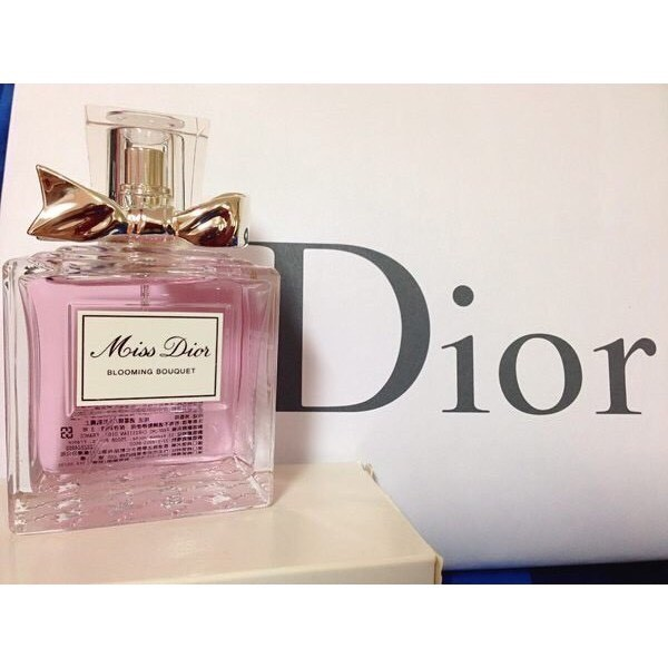 ~H K C ~Dior 迪奧Miss Dior Blooming Bouquet 粉花漾