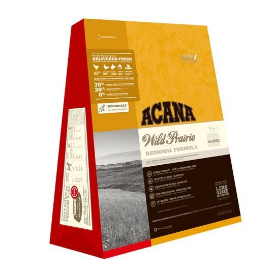 分裝包Acana 愛肯拿貓糧農場饗宴挑嘴貓無穀雞肉小紅莓1kg 分裝包(五包內可超取)