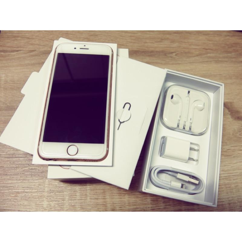 iPhone 6s 64g 4 7 吋玫瑰金(女用機)可 唷~已售出