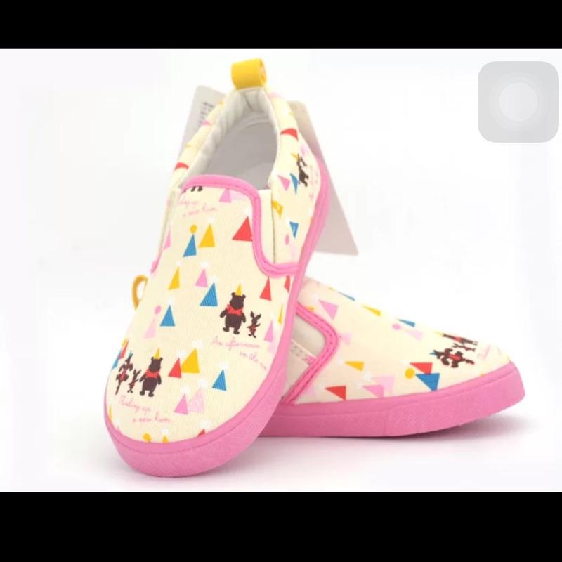 日單維尼帆布鞋