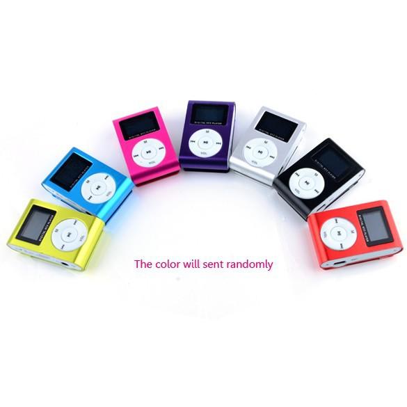 迷你USB MP3 剪輯輔助音樂媒體播放器