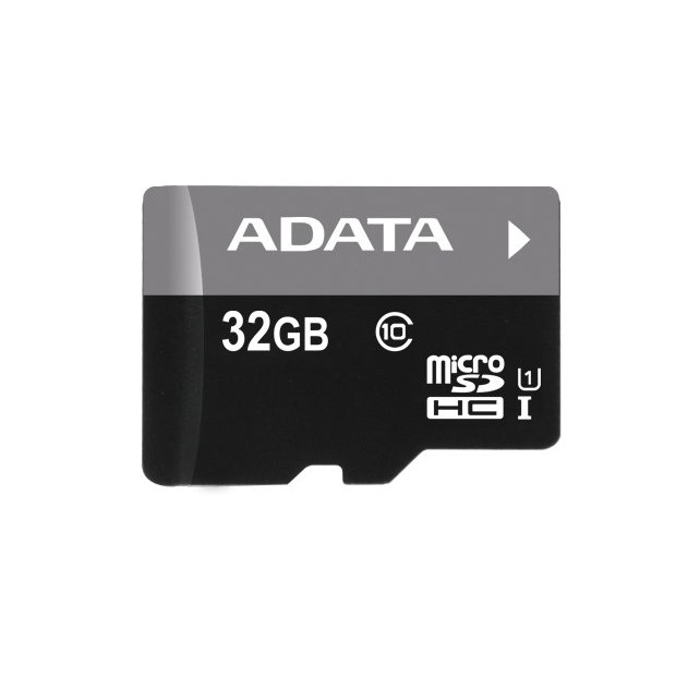威剛記憶卡32G ADATA Micro SD 32GB C10 TF UHS I U1