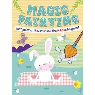 Magic Painting Bunny Just Paint with Water an