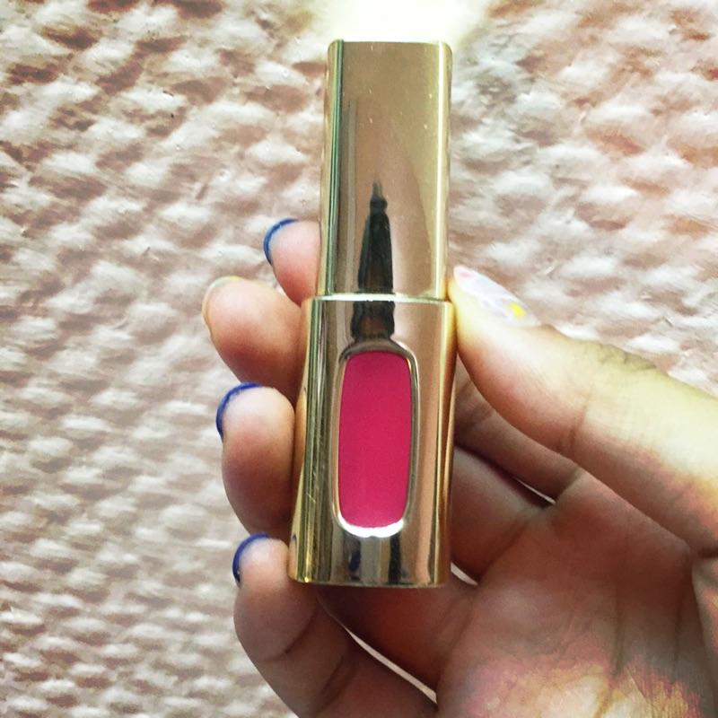 巴黎萊雅Loreal Paris 純色訂製奢華唇釉