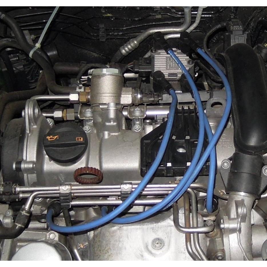 ~SKODA FABIA YETI ~MPS 抗干擾高壓矽導線~4 條~低組抗零干擾cad