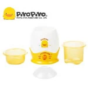 PiYOPiYO 黃色小鴨多 溫奶器
