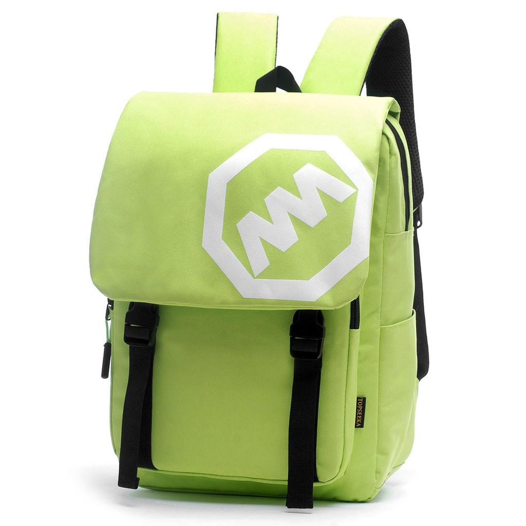 2016 大學中學生電腦書包 學院風雙肩包 旅行背包男包女包潮
