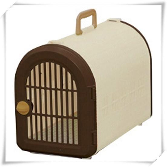 ~本 請選賣家宅配或 ~ IRIS 犬貓外出籠附背帶茶色外出籠提籃