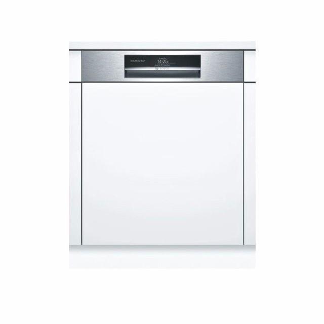 【BOSCH 博世】 SMI88TS01W 半嵌式沸石洗碗機