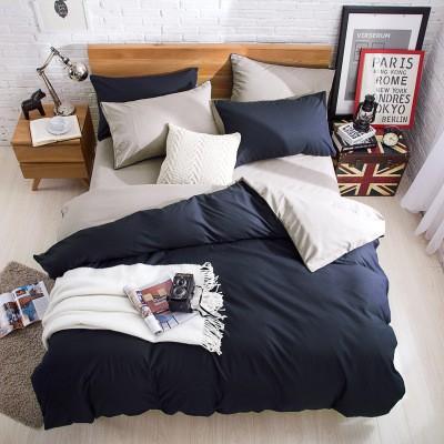 裝扮 純棉四件套純棉四件套全棉1 8m 床三件套床笠款雙人單人宿舍學生被套2 0 米1 5