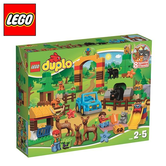 新品樂高~LEGO ~得寶系列L10584 森林公園