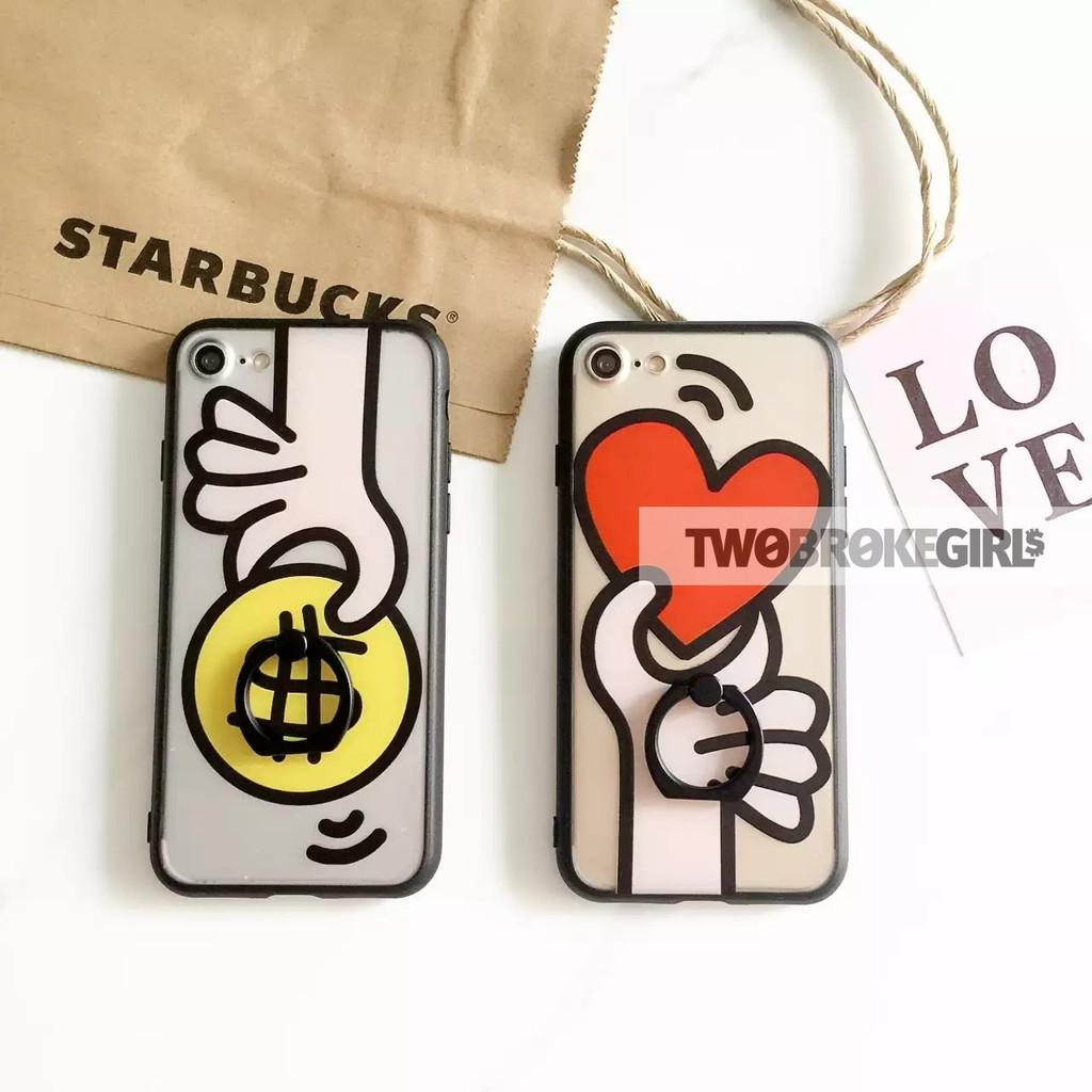 IPHONE 6S 7 iphone 7 PLUS 愛心money love iring