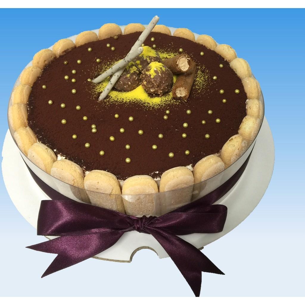 金莎Pocky 提拉米蘇蛋糕、跨年、跨年派對、跨年派對蛋糕