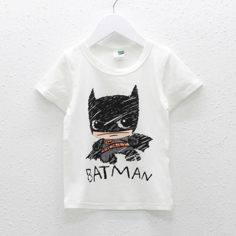 蝙蝠俠短袖t 卹打底衫