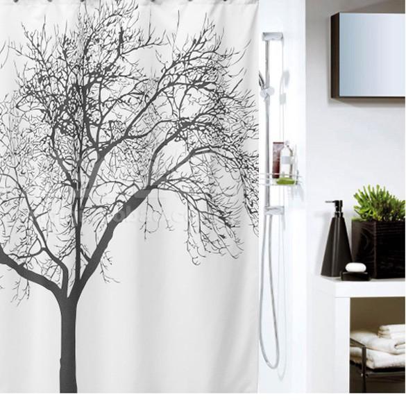 大樹浴簾180 180cm