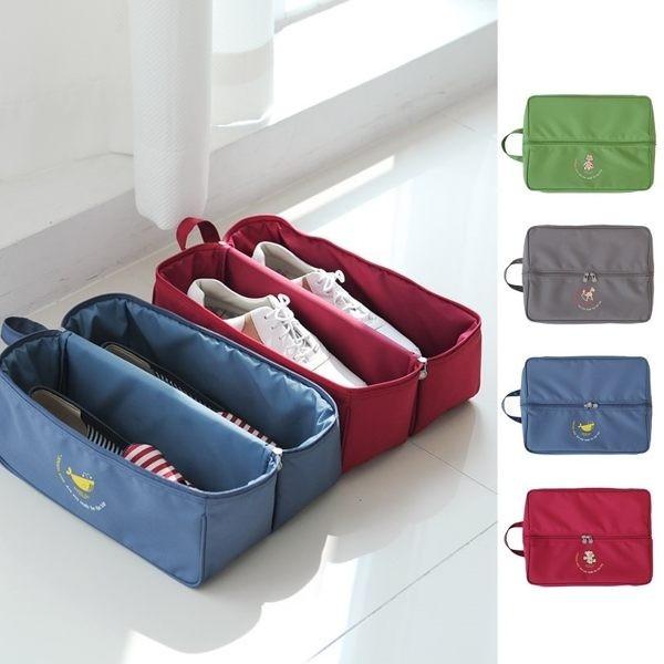 韓國PUHE 收納包第 旅遊收納包防水包包化妝包內衣褲胸罩襪子旅行行李箱鞋涼鞋~RB343