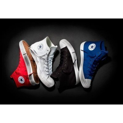 all star 帆布鞋converse Chuck Taylor All Star II