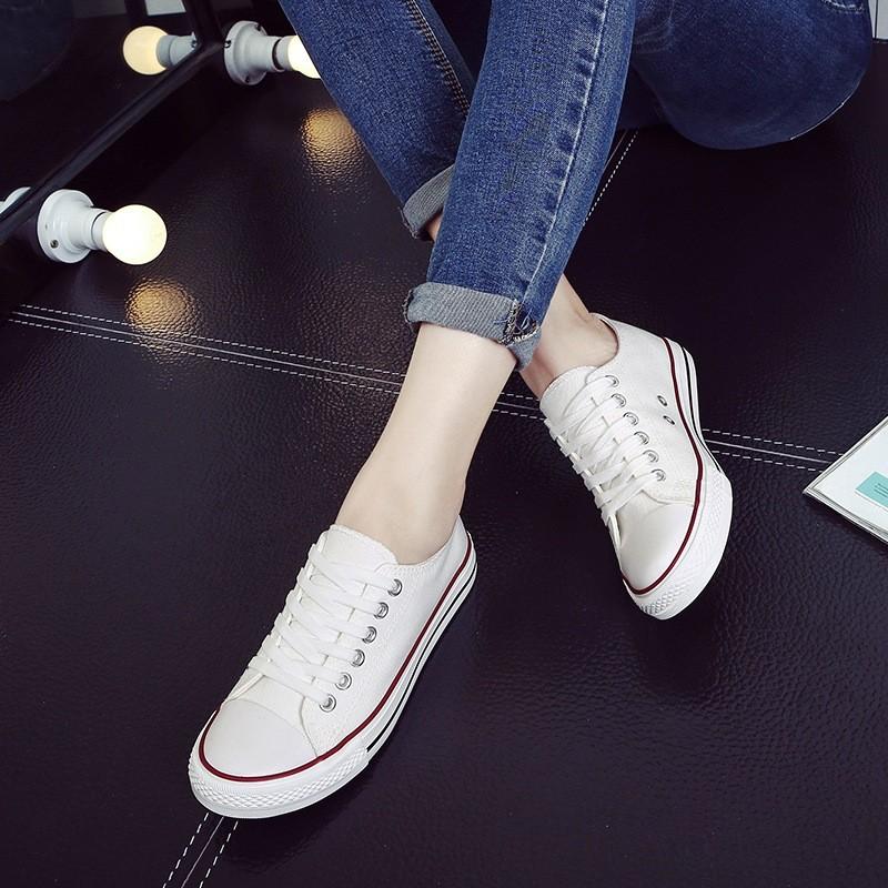 實拍 ulzzang 款小白鞋5 色平底鞋學院風學生鞋子休閒鞋舒適好穿搭防滑球鞋減齡神器姊