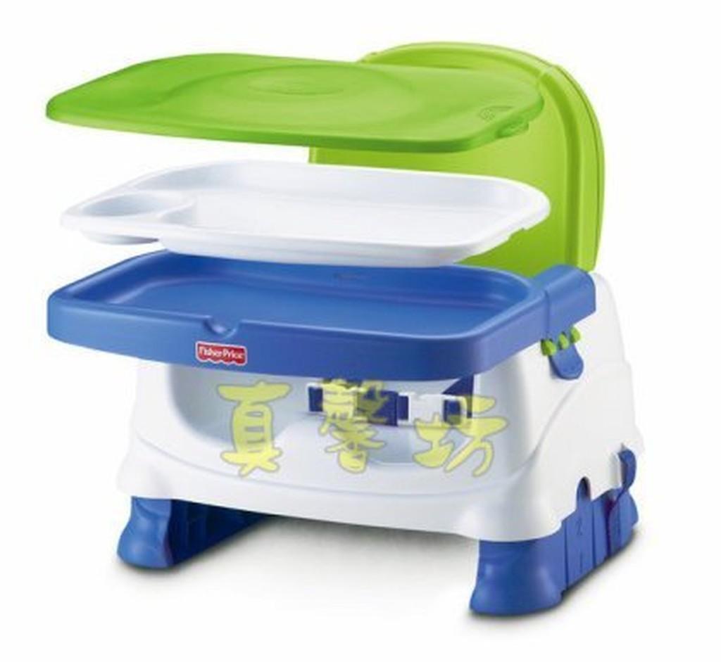 真馨坊費雪Fisher Price 可攜帶式寶寶小餐椅可攜式餐椅兒童餐椅