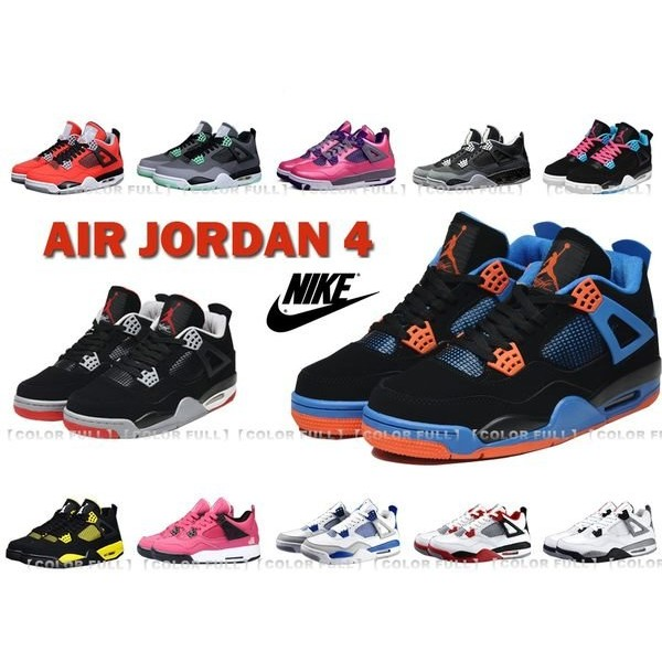 Nike Air Jordan IV Retro 4 Fear AJ3 AJ4 AJ5 喬