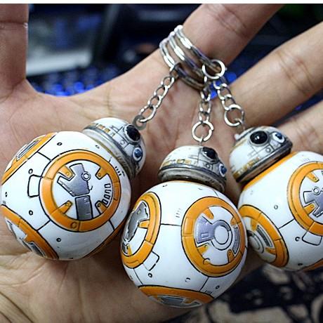 ~Star Wars 星際大戰~BB8 做舊鑰匙圈