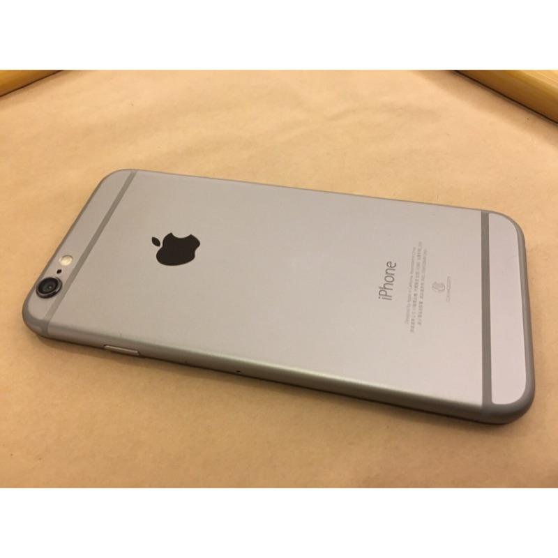 iPhone6 太空灰16g