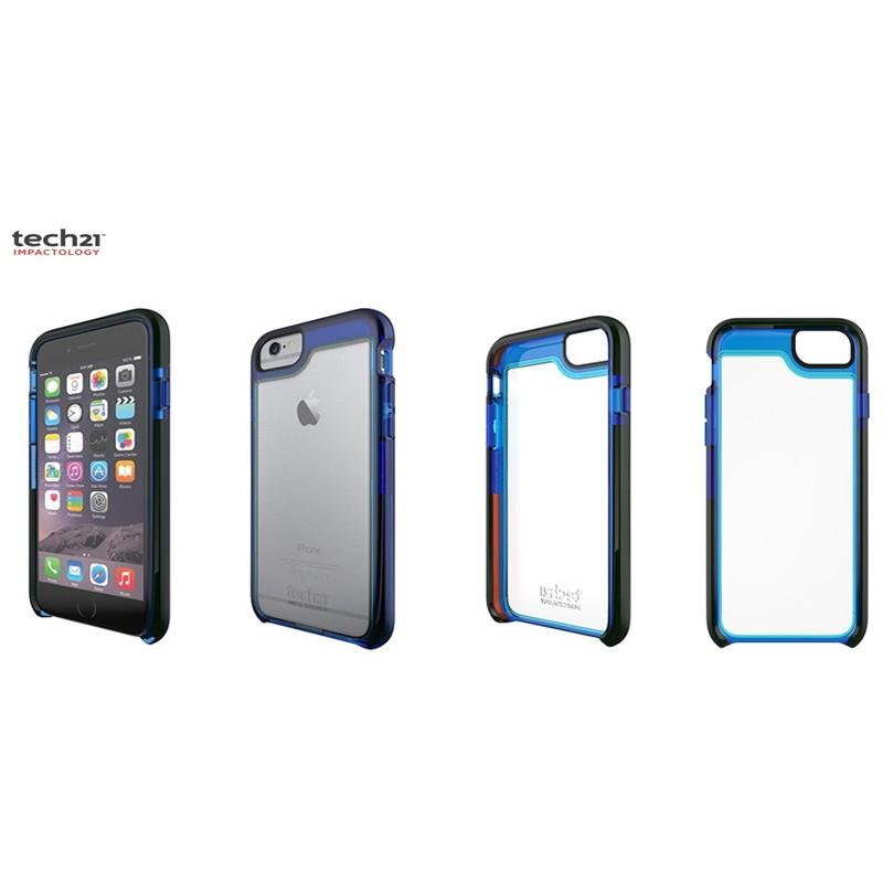 對折下殺↘590 !~iPhone 6 Plus ~tech21 英國超衝擊D3O Cla
